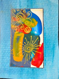 ATCs by Kat Gottke  18th Feb 2015