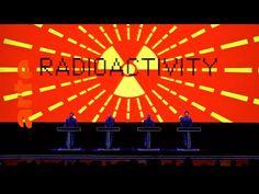 Kraftwerk - The Catalogue 1 2 3 4 5 6 7 at Tate Modern, London Pop Art, Fifa, Techno, Florian Schneider, Tate Modern London, London Lifestyle, Concert Stage, Sound Art, Wallpaper Magazine