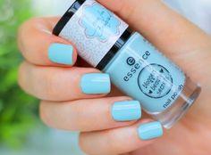 Baby Blue Nail Polish