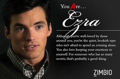 First Toby now Ezra lol
