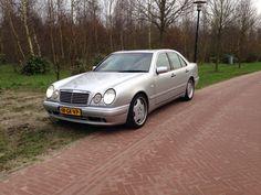 Mercedes benz e50 AMG