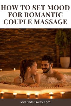 Before you begin your sensual massage journey, it is very important that you know how to set the mood for romantic couple massage? It's important to prepare the room or location. Your ultimate goal will be to create a soothing and relaxing environment tha Massage Tips, Massage Benefits, Spa Massage, Massage Therapy, Massage Room, Romantic Massage Ideas, Romantic Couples, Romantic Ideas, Massage For Women