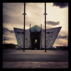 Titanic museum in Belfast, Ireland. Along with  Pearl Harbor, which I was a bit too young to remember, one of the most sobering museums/memorials I have ever seen. The audio clips and pictures of children were especially heart wrenching.