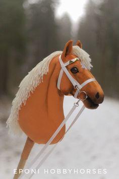 Hobby Horse, Horse Tack, Horses, Artist, Animals, Instagram, Crafts, Animales, Manualidades