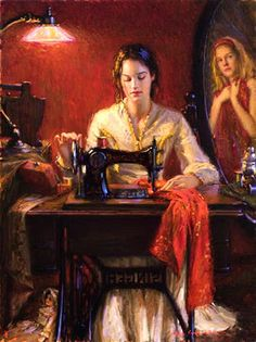Fine Art and You: Beautiful Paintings By Bryce Cameron Liston | American Artist | 1965