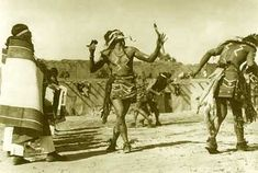 Hopi Indians Culture | Hopi Indian Snake Dance as Part their Religious Culture