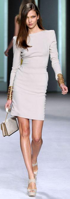 #street #fashion Karlie Kloss spring Elie Saab @wachabuy