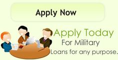 No credit check military loans enable borrowers to avail of military loans without appearing in a credit checking process. Apply now without any delay and get cash within hour.