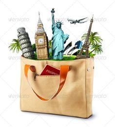 traveling - Stock Photo - Images