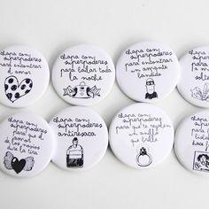 chapas (tienda online Mr Wonderful)