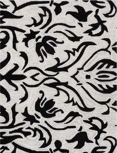 Black and white patterns from the CORT Signature Collection 2013