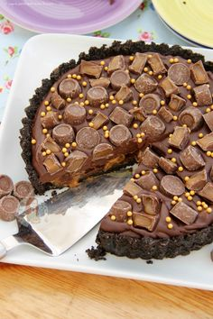No-Bake Rolo Tart! - Jane's Patisserie