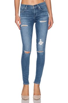 AGOLDE A Gold E Sophie High Rise Skinny by A Gold E