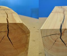 In an otherwise attractive piece of wood, an unsightly split or crack can run deep like family turmoil.  Most wood fillers are intended to be little more than aesthetic solutions. ...