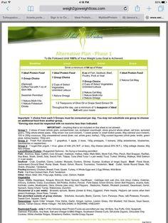 4 phase fat elimination protocol pdf