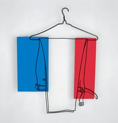 michael craig-martin.  French Trousers, 1984.