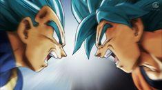 Dragon Ball Super Goku y Vegeta Dragon Ball Z, Dragon Ball Image, New Dragon, Goku E Vegeta, Goku Vs, Akira, Anime Naruto, Saga, Dragonball Super