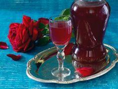 Ликер из лепестков роз, рецепт с фото. Как приготовить ликёр из лепестков чайной розы?