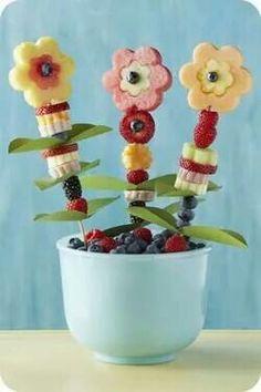 Fruit flowers