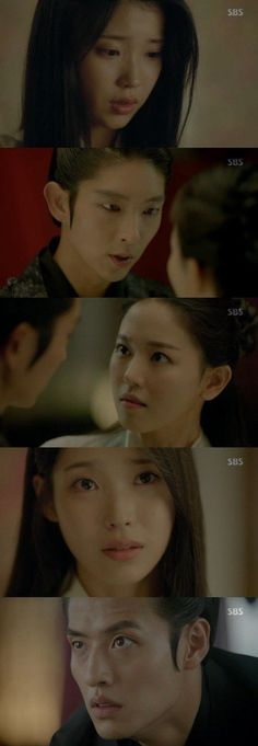 [Spoiler] Added episode 18 captures for the #kdrama 'Scarlet Heart: Ryeo'