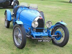 Bugatti type 43 1927/31