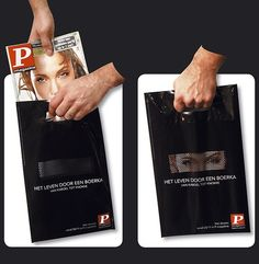 P Magazine // Great In The Sack: 15 Weird & Wonderful Shopping Bags
