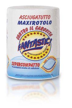 Aciugatutto Maxi Rotolo Fantastic