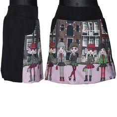 Balonová sukně – nejnovější módní trendy