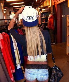 Swaggin' <3  #OBEY , #Style