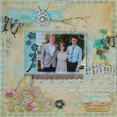 Mother's Day 2013 by Elizabeth Pipkin - Scrapbook.com