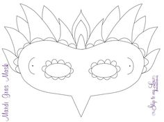 Superhero stencils google search stencils patterns graphics create your own mardi gras mask with these free templates printable mardi gras mask template pronofoot35fo Gallery
