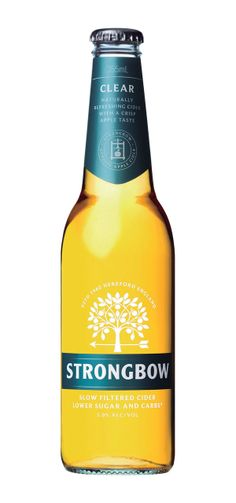 Strongbow #Cider Clear