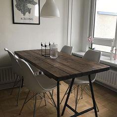 Hipstory Copenhagen plankebord, 130x73 cm