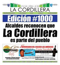 La Cordillera Edición #1000