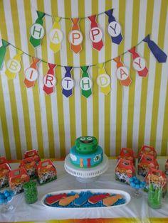 Atencion Atencion birthday!