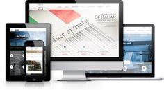 Il nostro ultimo lavoro: il sito web #responsive di http://italiahomedesign.com, la rete tra Bertolotto, Rintal e SPI, tre imprese italiane leader nel settore dell'abitare per la produzione di porte, scale e serramenti. http://www.wooi.it/lavori/italia-home-design-sito