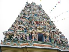 mana mariaman temple malaysia (Now demolished by government order)- Google Search