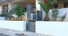 Το αναβατόριο EASY LIFT κατασκευάζεται στην Ελλάδα από την Aviek. Είναι εναρμονισμένο με τις Ευρωπαϊκές οδηγίες Μηχανών 42/2006 ΕΚ και σύμφωνα με το πρότυπο BS EN81.42/2010. Με την αγορά του δίνεται δήλωση συμμόρφωσης CE. Garage Doors, Outdoor Decor, Home Decor, Decoration Home, Room Decor, Carriage Doors, Interior Decorating