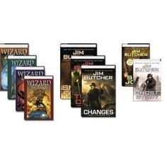 The Desden Files by Jim Butcher