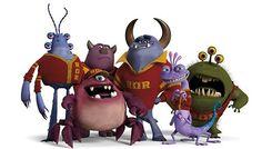 Chet, Chip, Javier, Johnny, Randall and Reggie