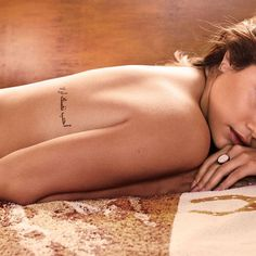 Selena Gomez Goes Topless for Stunning 'GQ' Photospread, Talks Childhood in the Spotlight