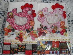tecido 100% algodão, medida 65 x 45 cm, apliques com estampas variadas, produto artesanal R$12,00