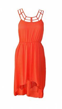The Lava Dress