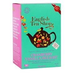 English Tea Shop Cranberry Vanilla Delight