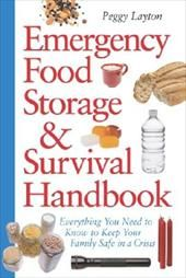 "Emergency Food Storage & Survival Handbook- Everything You Need to Know to Keep Your Family Safe in a Crisis: Inside, you'll find 10 steps to an affordable food storage program plus how to: -Prepare a home ""grocery store"" and ""pharmacy"" -Use what you store and store what you use -Store water safely and provide for sanitation needs -Create a first-aid kit, car kit, and 72-hour emergency kit for the whole family -And many more invaluable hints and tips."
