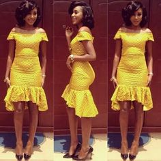 There are a lot of ways to get ourselves beautified similar to an aso ebi style, Even if you are thinking of what to create and execute when an Nigerian Yoruba dress styles. African Print Dresses, African Print Fashion, African Dress, African Prints, African Attire, African Wear, African Women, African Outfits, African Beauty