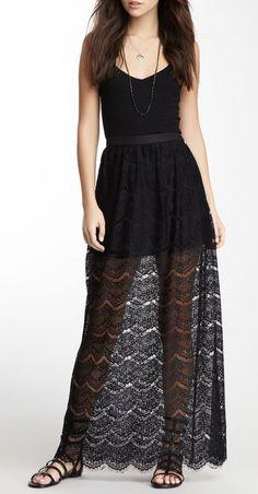 Pinkyotto Ana Maxi Skirt