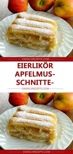 Eierlikör-Apfelmus-Schnitte 😍 😍 😍 You are in the right place about basbousa Arabic sweets Here we offer you the most beautiful pictures about the Arabic sweets baklava you are looking for. Delicious Cake Recipes, Sweets Recipes, Healthy Desserts, Yummy Cakes, Sweets Photography, Cut Recipe, Marble Cake Recipes, Eggnog Recipe, Cinnamon Recipes