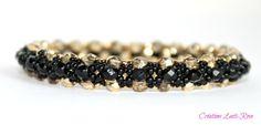 Beaded bracelet women jewelry women jewelry by CreationsLaetiRose