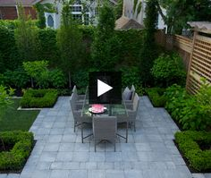 How To Turn A Small Backyard Into An Elegant Oasis | House & Home